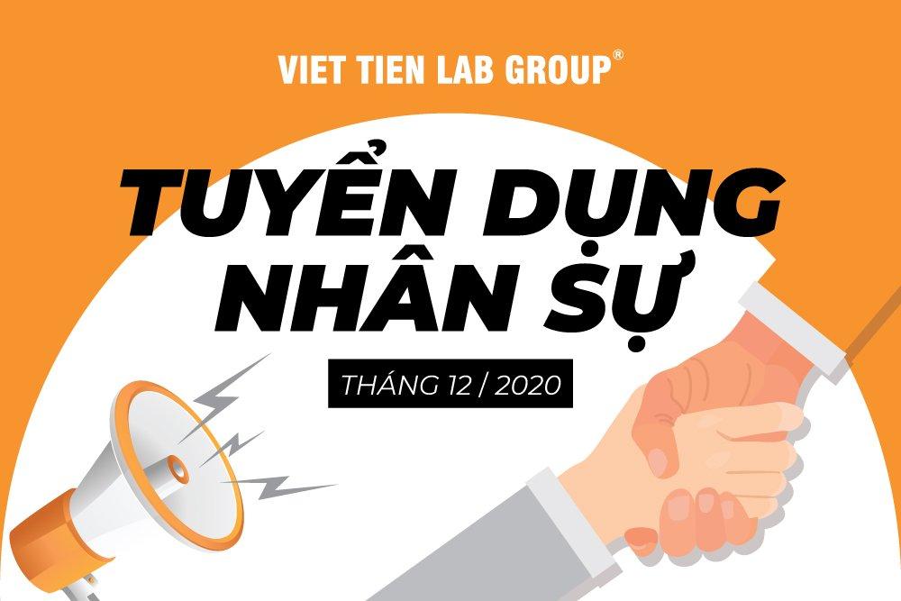 Muốn Có Công Việc Ổn Định, Đồng Nghiệp Vui Tính Thì Mời Về Đội Việt Tiên Lab Group